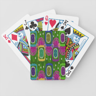 Jewel and Glitter Decorative Design Playing Cards