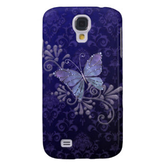 Jewel Butterfly Samsung Galaxy S4 Covers