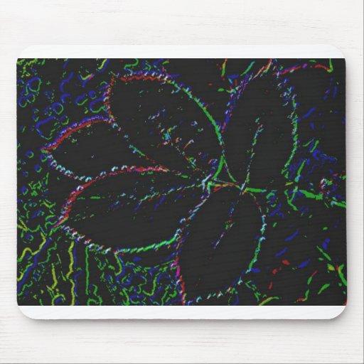 Jewel Colours Mouse Mat