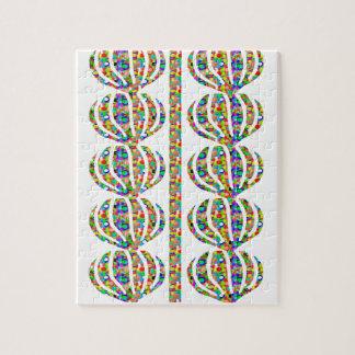 Jewel Cutout Graphic: Decorative Art on GIFTS Jigsaw Puzzle