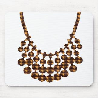 Jewel Design Deco Print by NAVIN Joshi Mouse Pad