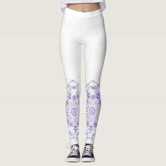 Jewel Design Leggings