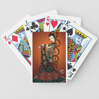Jewel Empress Bicycle Playing Cards