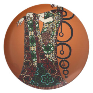 Jewel Empress Plate