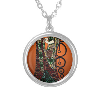 Jewel Empress Silver Plated Necklace