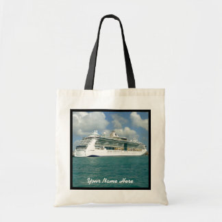 Jewel in Key West Personalized Bags