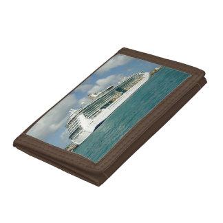 Jewel in Key West Tri-fold Wallet