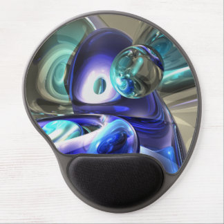 Jewel of the Nile Abstract Gel Mouse Pad