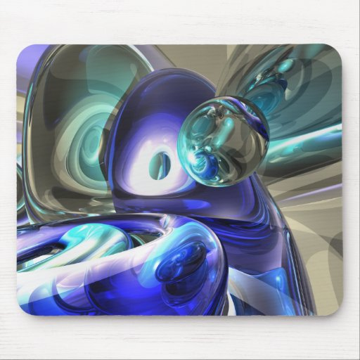 Jewel of the Nile Abstract Mousepad
