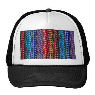 JEWEL Sparkle Strip Las Vegas CASINO style deco Mesh Hats