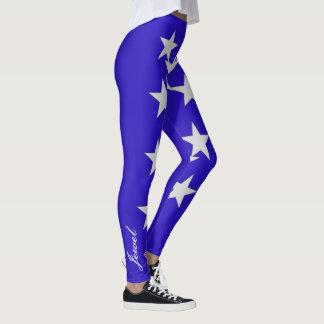 Jewel Stars Leggings