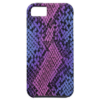 Jewel-Tone Snakeskin Style iPhone 5/5S Case