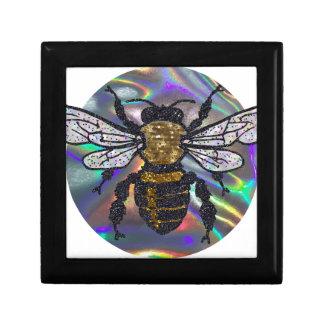 jeweled bee gift box