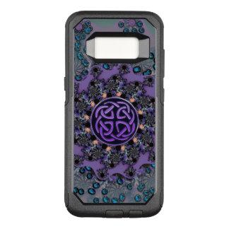 Jeweled Celtic Fractal Mandala Galaxy S8 Case