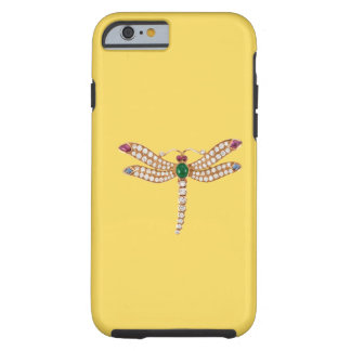 Jeweled Dragonfly iPhone 6 case Tough iPhone 6 Case