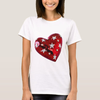 Jeweled Heart T-Shirt