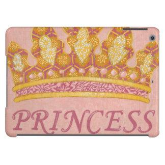 Jeweled Princess Crown by Chariklia Zaris iPad Air Cases