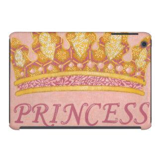 Jeweled Princess Crown by Chariklia Zaris iPad Mini Cover
