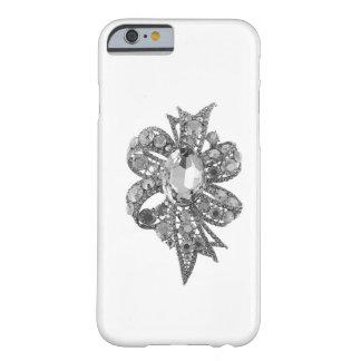 Jeweled & Rhinestone Faux iPhone 6 case