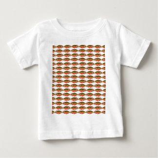 Jewelfishpattern9kwwb Baby T-Shirt