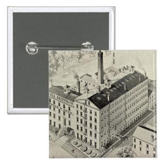 Jewell Belting Co 15 Cm Square Badge