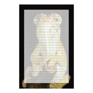 Jewelled chameleon, or Campan's chameleon Stationery