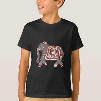 Jewelled Elephant T-Shirt