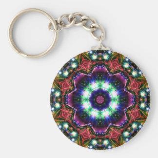 Jewelled Kaleidoscope 28 Key Chain