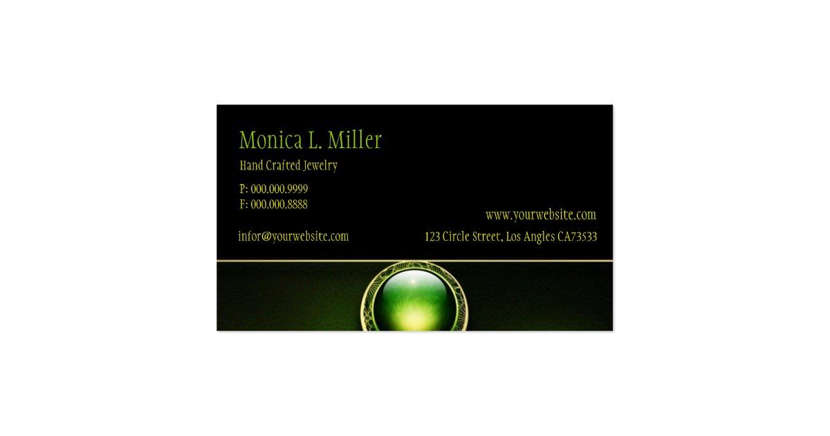 Jewellery design or generic business card template zazzle for Generic business cards