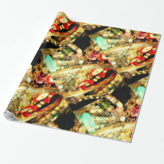 Jewellery Photo Printed Wrapping Paper