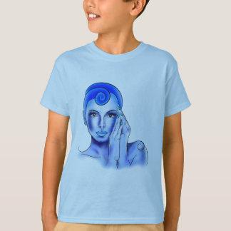 Jewellisina V1 - blue treasure T-Shirt