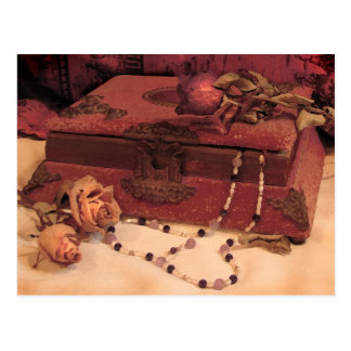 Jewelry Box Postcard