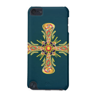 Jewelry cross iPod touch 5G covers