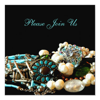 Jewelry Expo Show Invitations