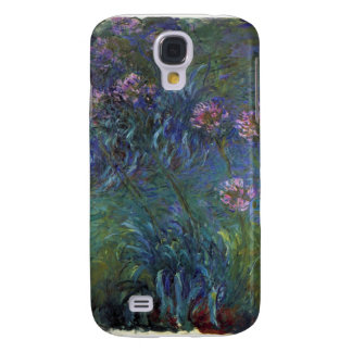 Jewelry lilies by Claude Monet Samsung Galaxy S4 Cover