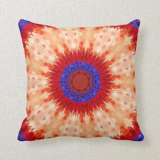 Jewels Poppy 1. Throw Pillow