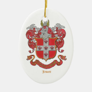 Jewett Crest Ornament