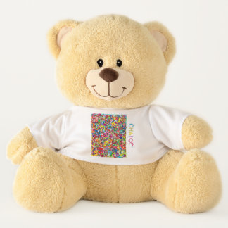 Jewish Alphabet Teddy Bear