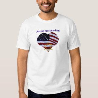Jewish AND American Tshirt