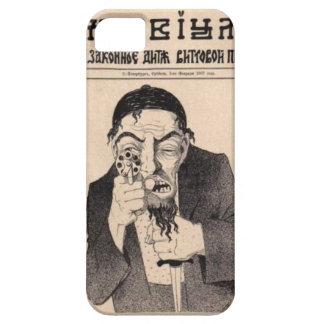 Jewish cartoon, iPhone 5 cover