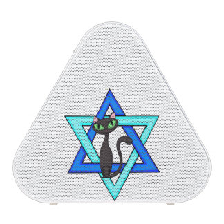 Jewish Cat Stars Speaker