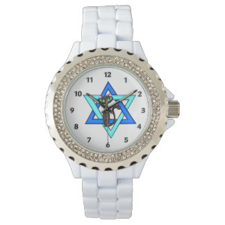 Jewish Cat Stars Watch