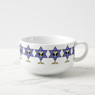 Jewish Holiday Celebrations Soup Mug