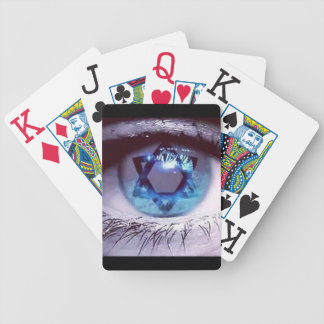 JEWISH LARGE DECK PLAYING CARD FANTASTIC REDUCED BICYCLE PLAYING CARDS
