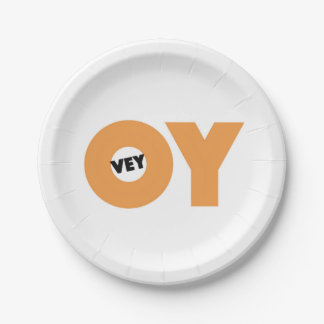 Jewish Paper Plates 7 Inch Paper Plate