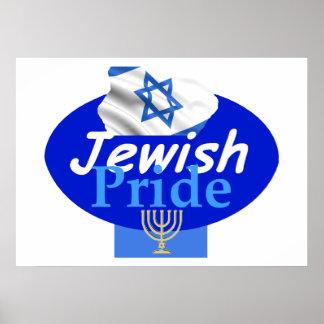 JEWISH PRIDE POSTER Print