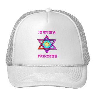 Jewish Princess Mesh Hat