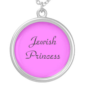 Jewish Princess Necklace