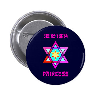 Jewish Princess Pins