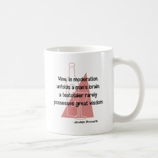 Jewish Proverb Coffee Mug